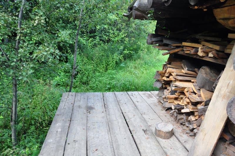 创造性木 库存照片