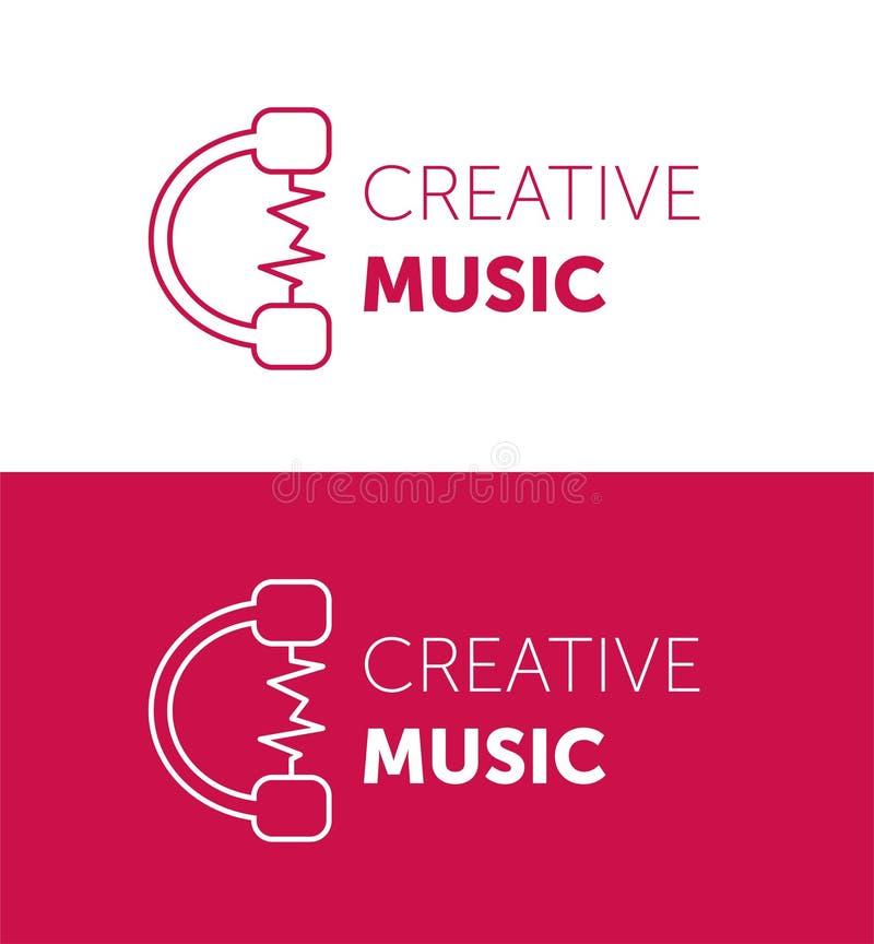 ?? 创造性的传染媒介商标 颜色抽象传染媒介 设计标志 向量例证