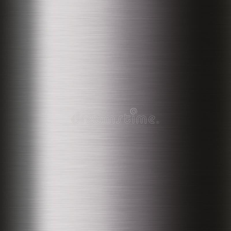 创造性的工作的金属表面背景 库存图片