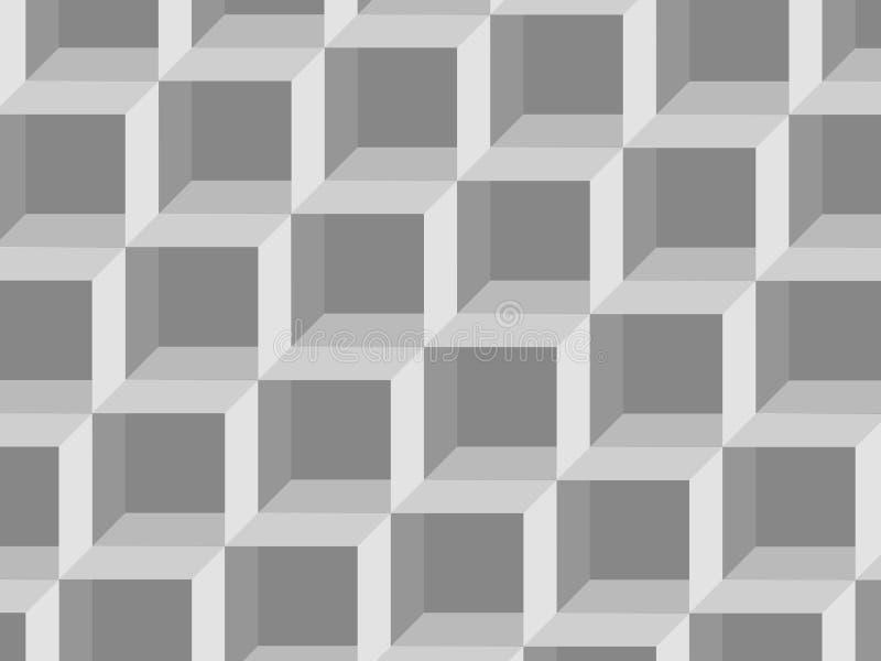创造性的摘要乱画几何背景 适用于横幅、印刷品、小册子、盖子、模板设计等等 库存例证