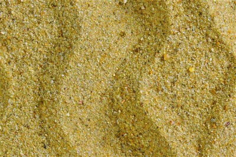 创造性的设计和创造性的桑迪背景 沙子包括岩石,主要小颗粒五谷石英,硅, 库存图片