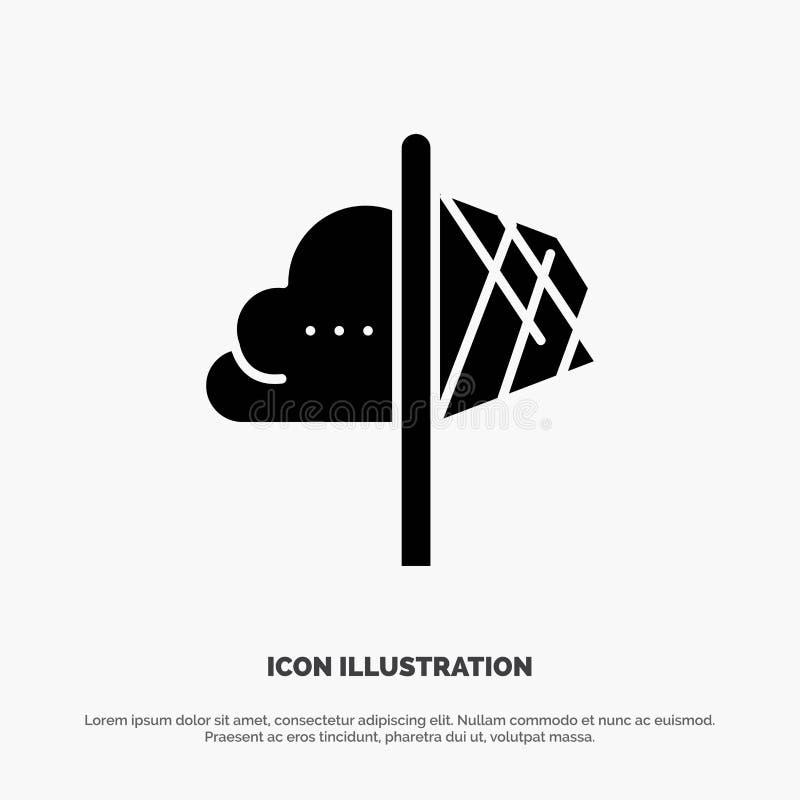 创造性,想法,想象力,洞察,启发坚实纵的沟纹象传染媒介 皇族释放例证