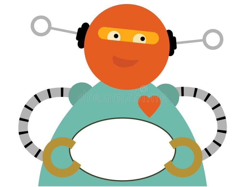 Download 删去胖的藏品卵形机器人符号 向量例证. 插画 包括有 机器人, 科学, 符号, 重婚, 钞票, 天线, 乐趣 - 22352345
