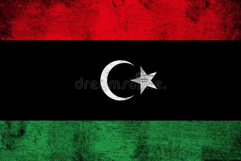 利比亚 库存例证