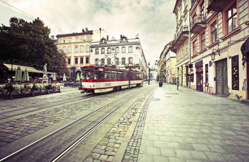 利沃夫州 库存照片
