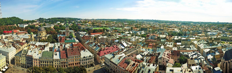 利沃夫州 库存图片