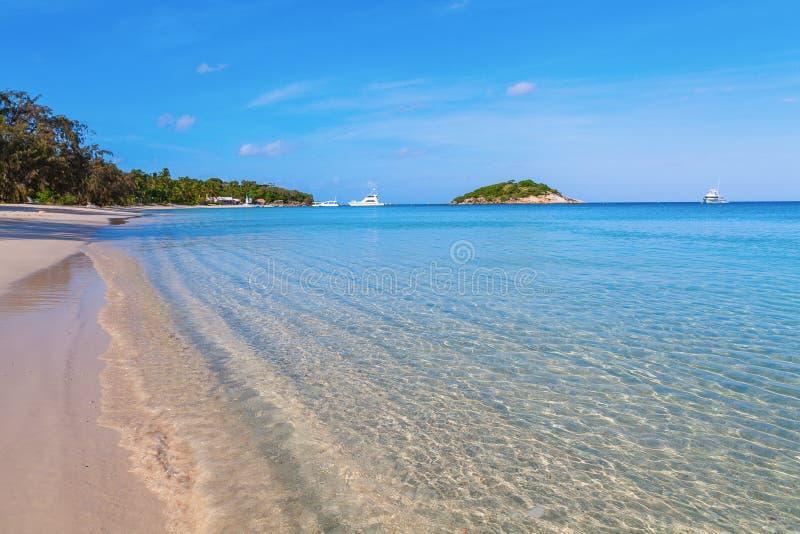 利泽德岛,大堡礁,澳大利亚 库存图片
