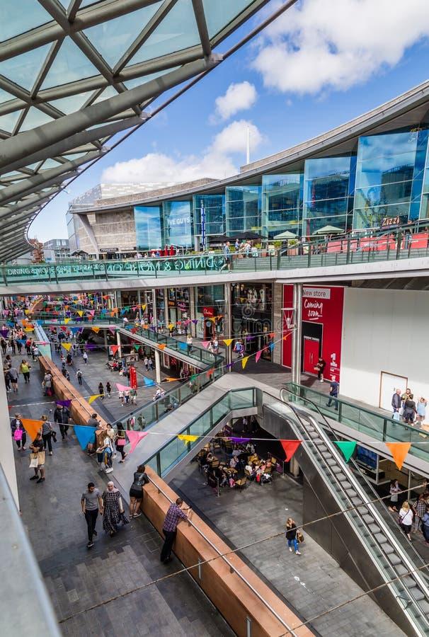 利物浦一在利物浦,英国 免版税库存图片