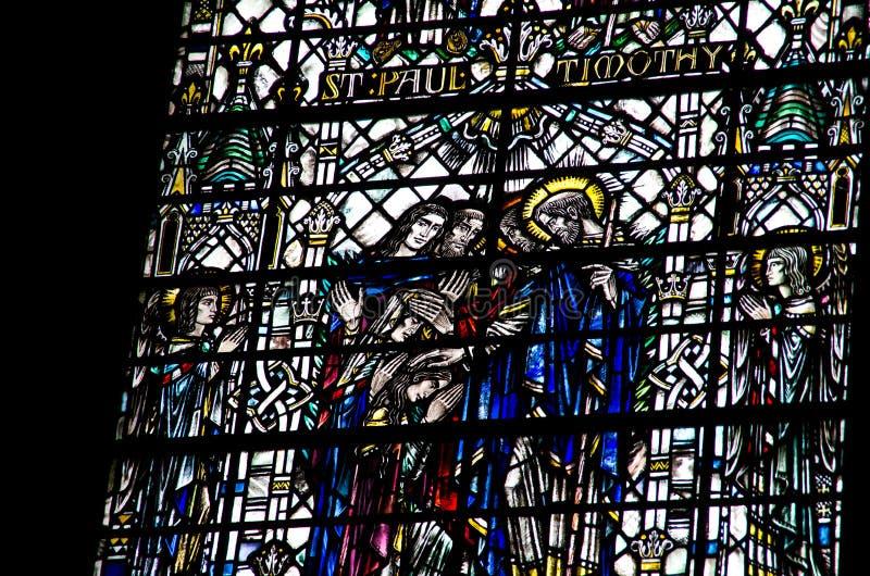 利物浦大教堂 库存照片