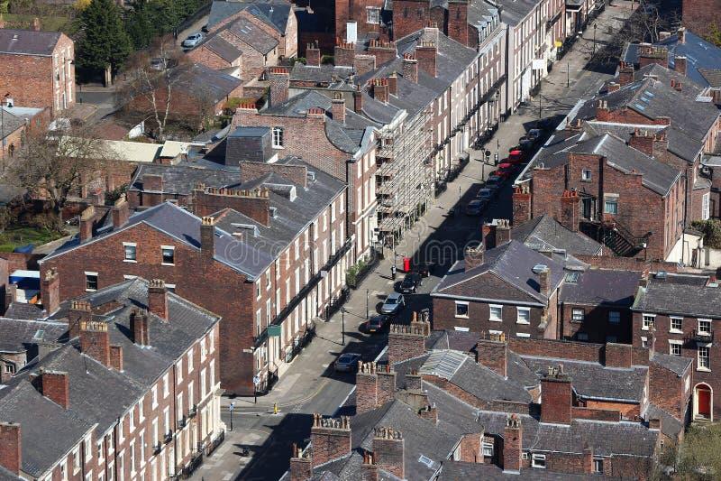 利物浦,英国 免版税库存照片
