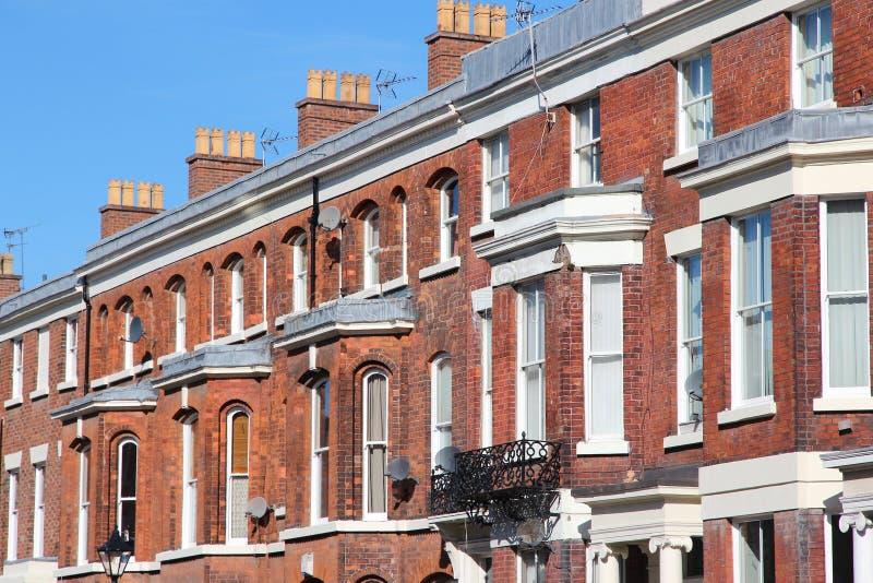 利物浦,英国 免版税库存图片