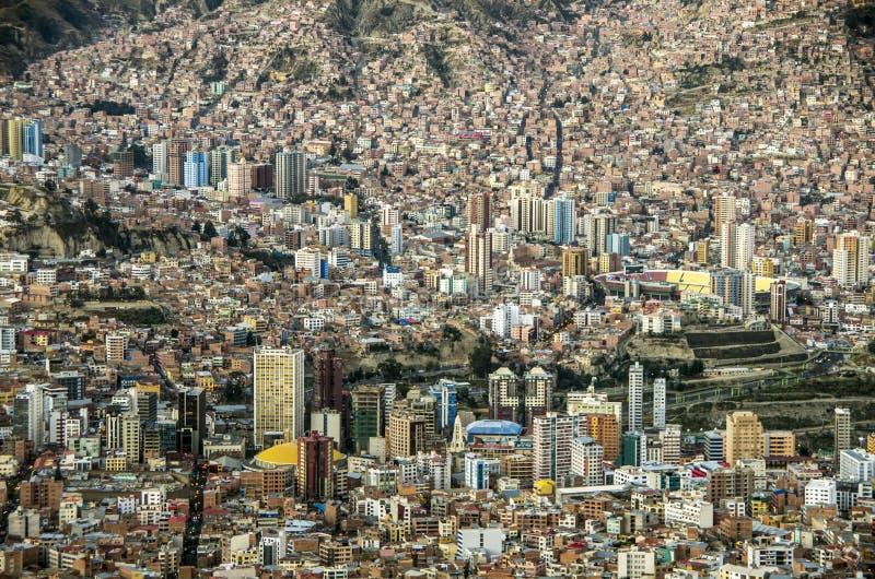 玻利维亚拉巴斯 免版税库存照片