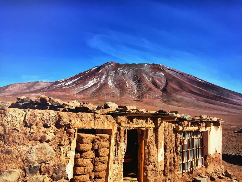 玻利维亚的边界 免版税库存照片
