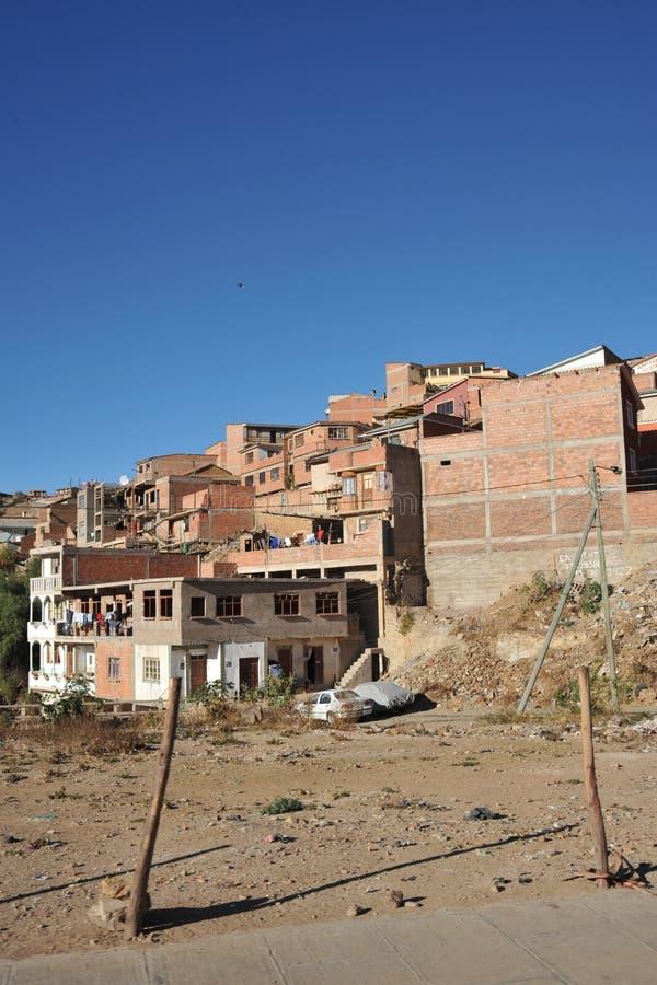 玻利维亚苏克雷 免版税库存图片