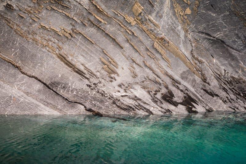 别墅Puerto伊甸园/Magallanes y la Antartica Chilena地区/C 免版税图库摄影