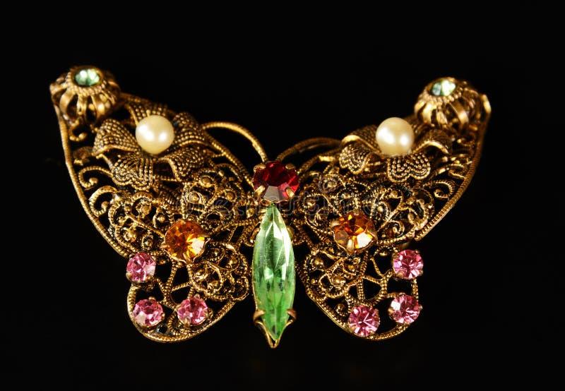 Download 别针蝴蝶 库存照片. 图片 包括有 别针, 风土化, 珍珠, 绿宝石, 金子, 时髦, 查出, 方式, beautifuler - 22351974