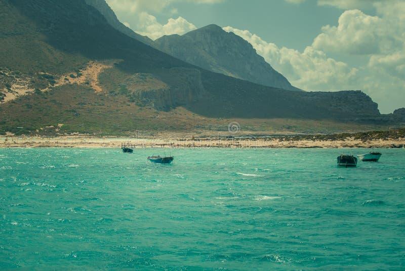 到达海滩 库存照片