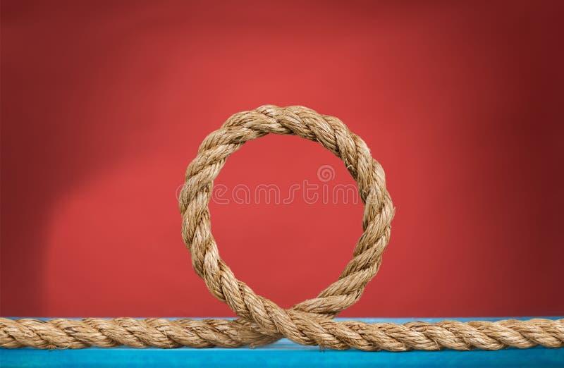 制绳的线 库存图片