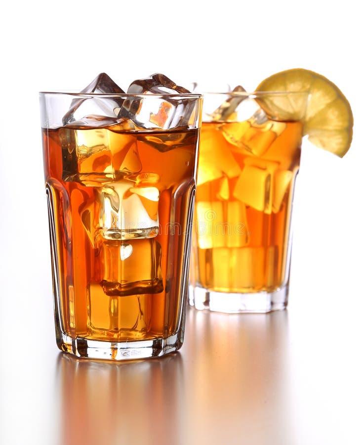 刷新的饮料 免版税库存图片