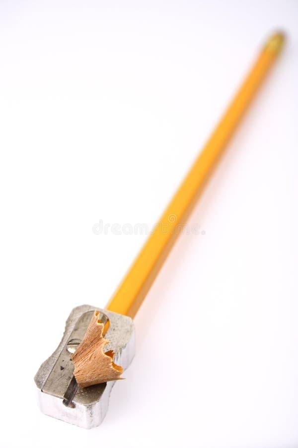 削尖铅笔 图库摄影