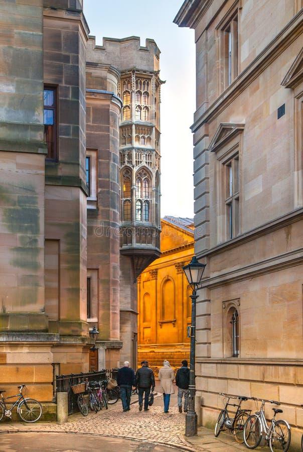 剑桥大学理事会 库存图片