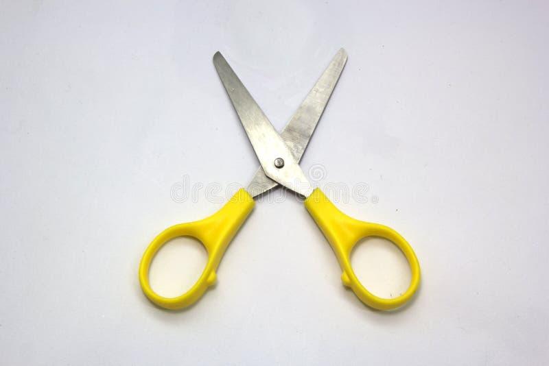剪刀 库存图片