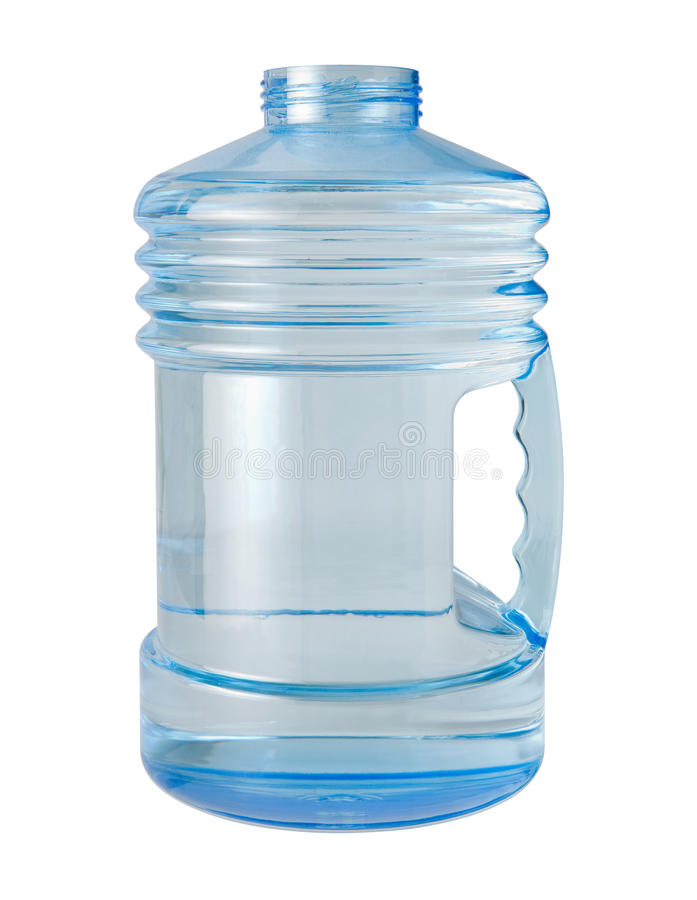 剪报水罐路径水 免版税库存照片