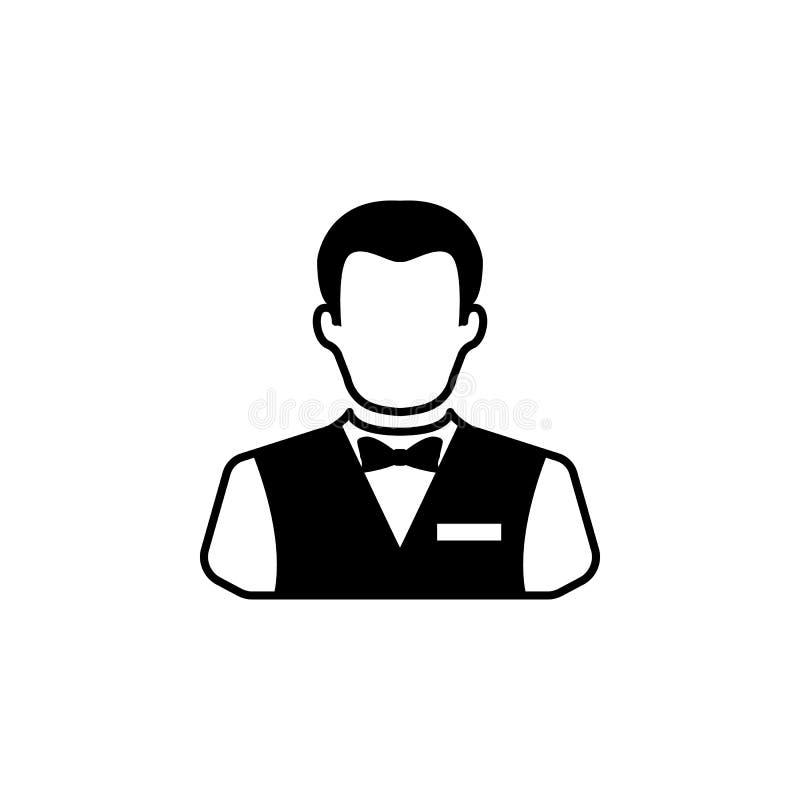 副主持人象 赌博娱乐场象的元素 优质质量图形设计象 标志和标志汇集象为 皇族释放例证