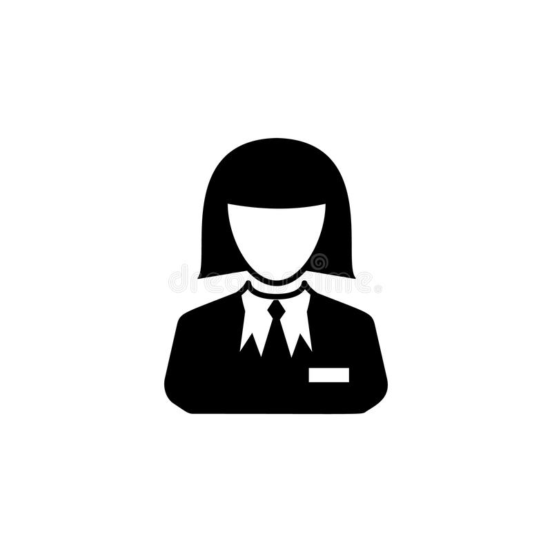 副主持人象 赌博娱乐场象的元素 优质质量图形设计象 标志和标志汇集象为 库存例证