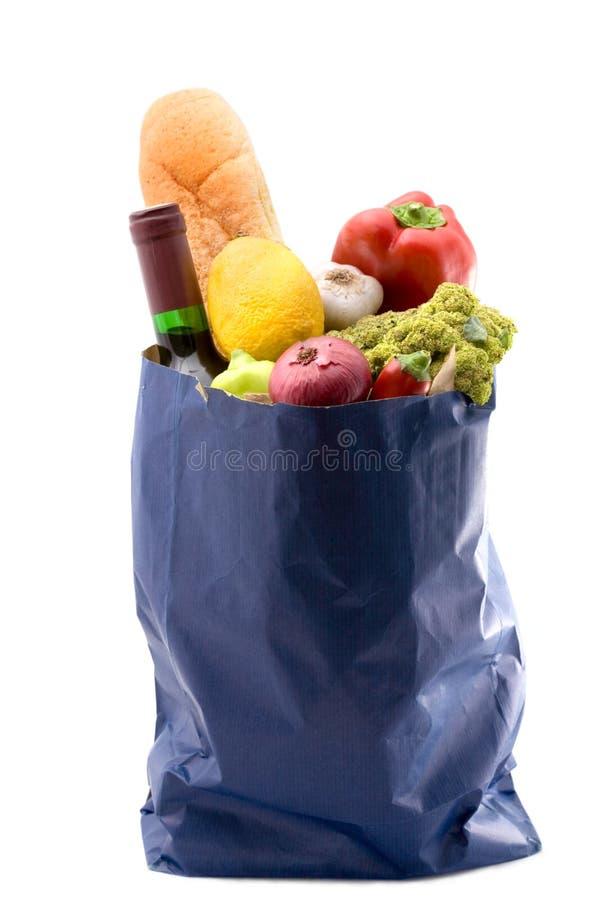 副食品 库存照片