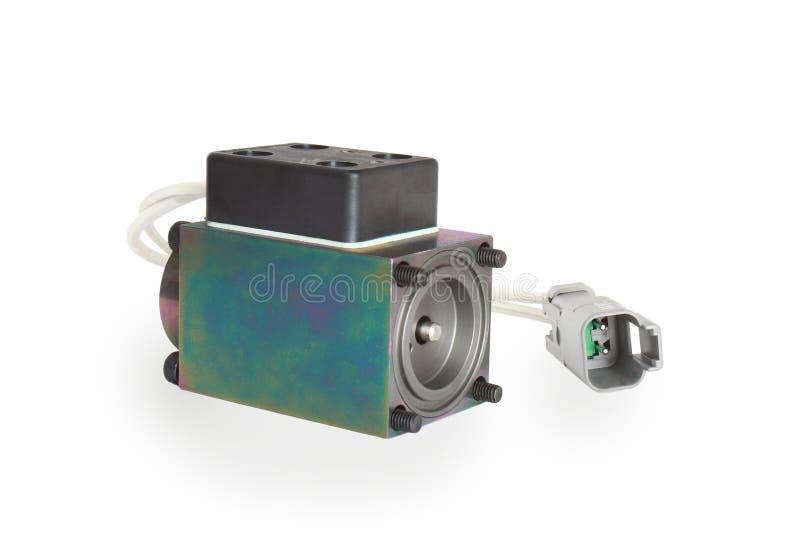 Download 水力阀门的螺线管 库存图片. 图片 包括有 连接, 进程, 控制, 水力, 磁性, 背包, 技工, 电汇 - 62534905