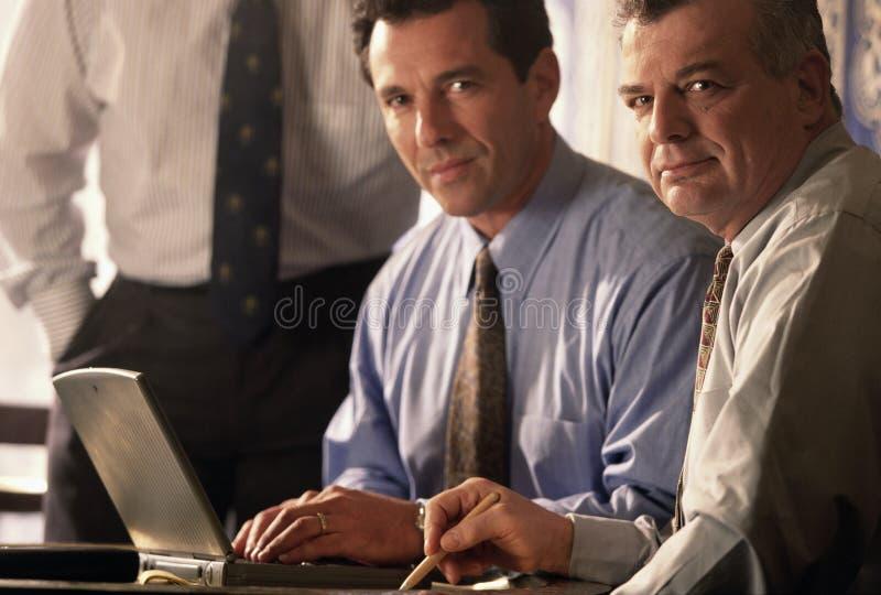 办公室专业人员 免版税库存照片