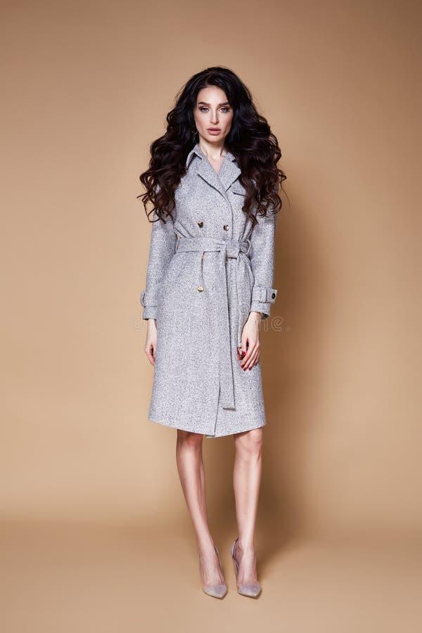 办公室的cas美丽的性感的女服企业样式衣物 库存照片