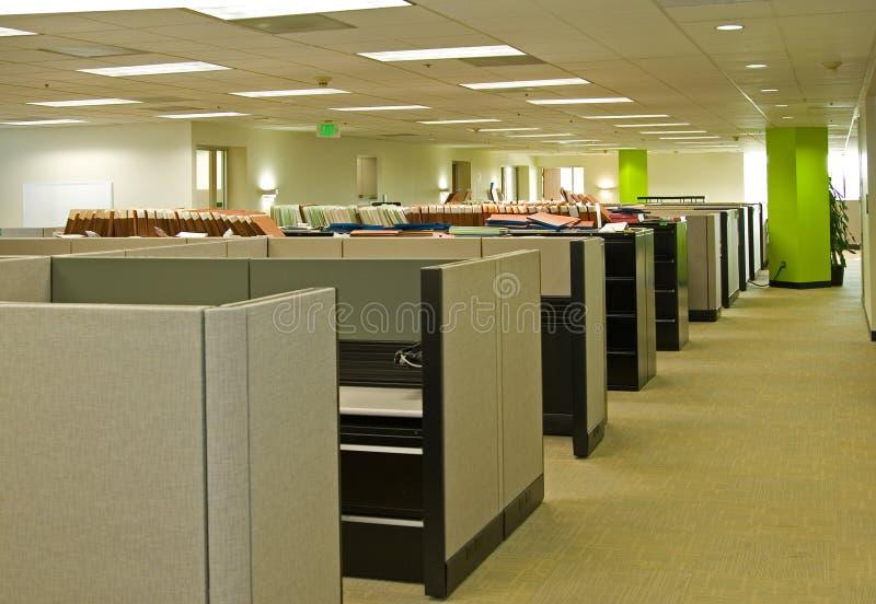 办公室空间 库存图片