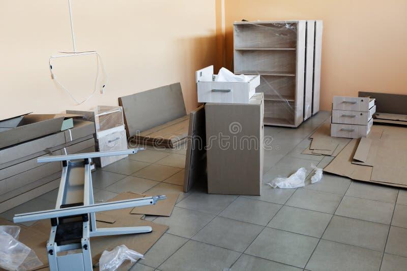 办公室维修服务 免版税库存图片
