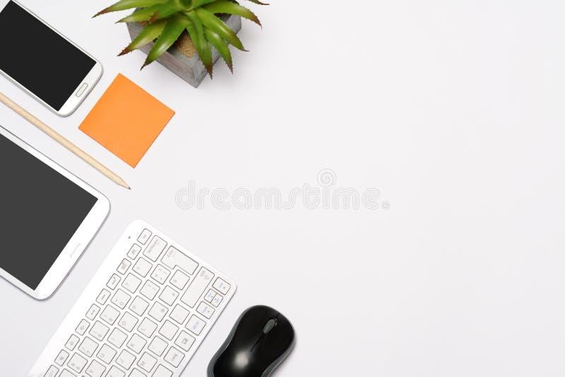 办公室项目背景 免版税库存照片