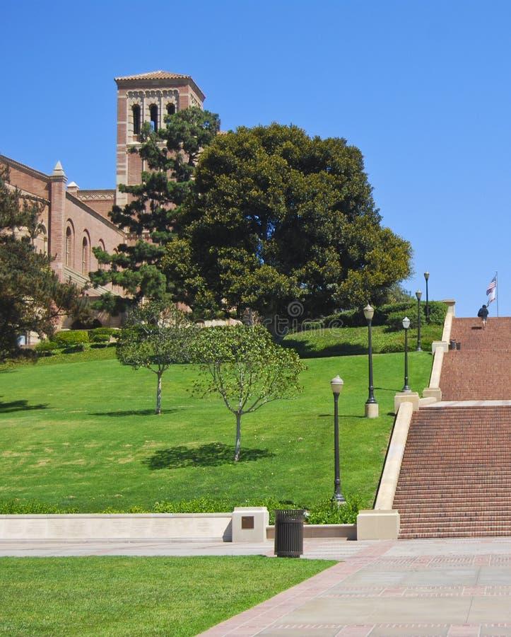 加利福尼亚大学 免版税库存照片