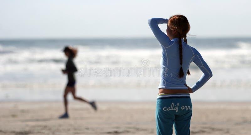 加利福尼亚女孩 免版税库存照片