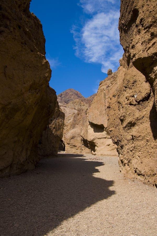 加利福尼亚Death Valley 库存照片