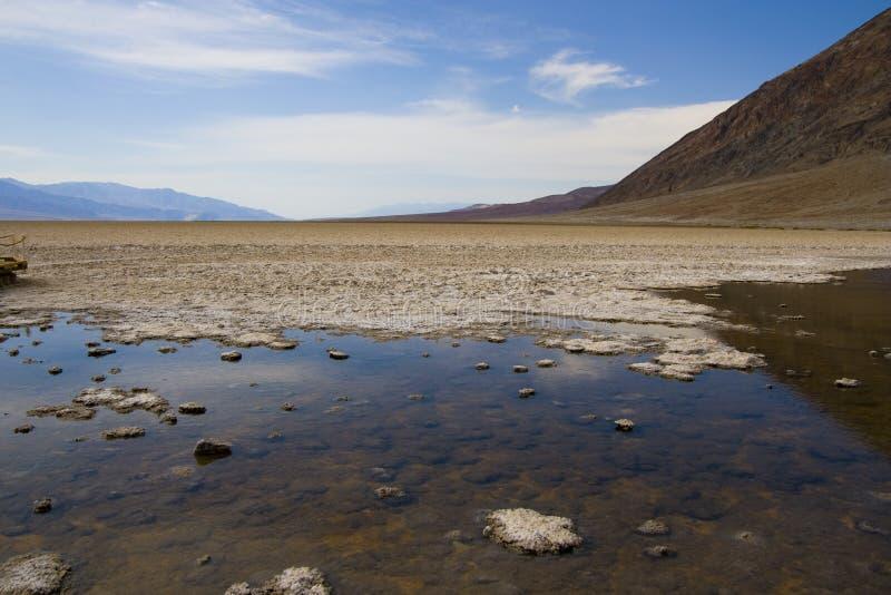 加利福尼亚Death Valley 免版税库存照片