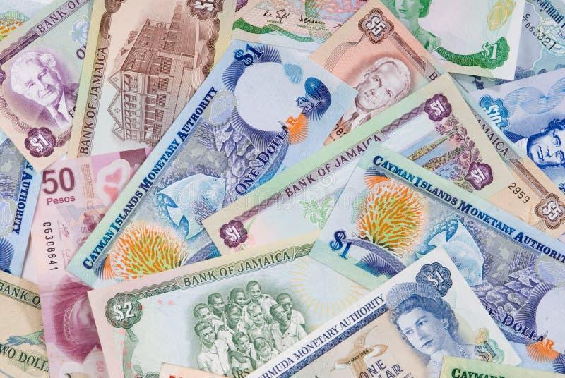 加勒比经济假期 免版税库存图片