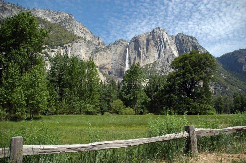 加州国家公园优胜美地 免版税库存照片