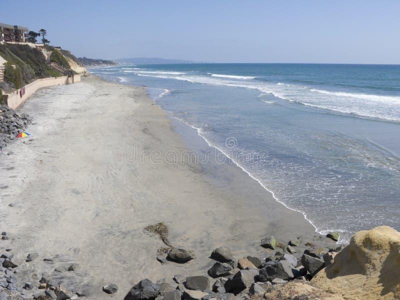 加州del地亚哥3月北部圣岸 免版税库存图片