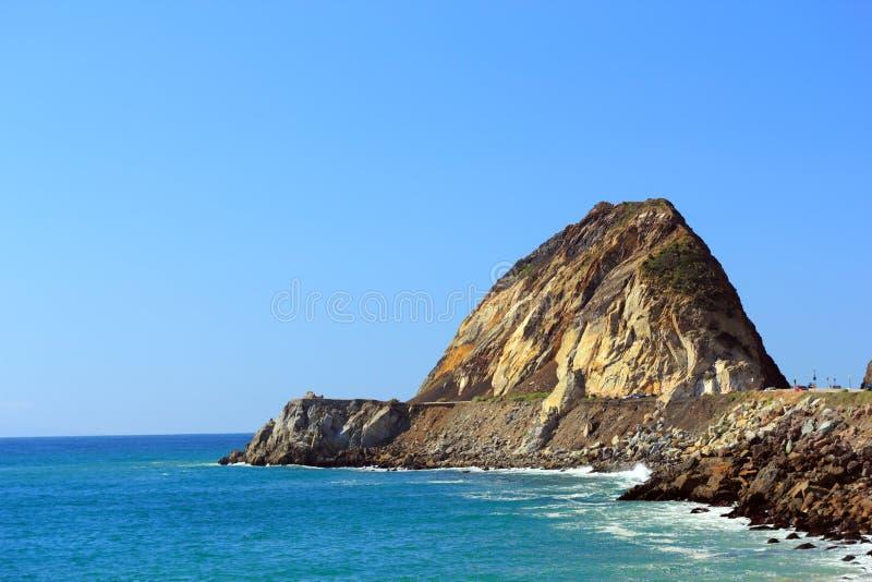 加州mugu点 免版税库存照片