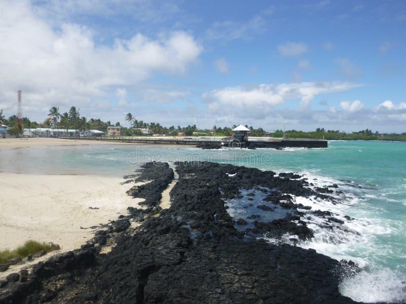 加拉帕戈斯群岛完美 库存图片