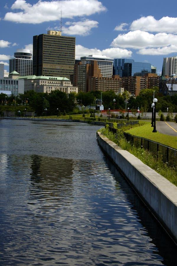 加拿大安大略渥太华 库存照片