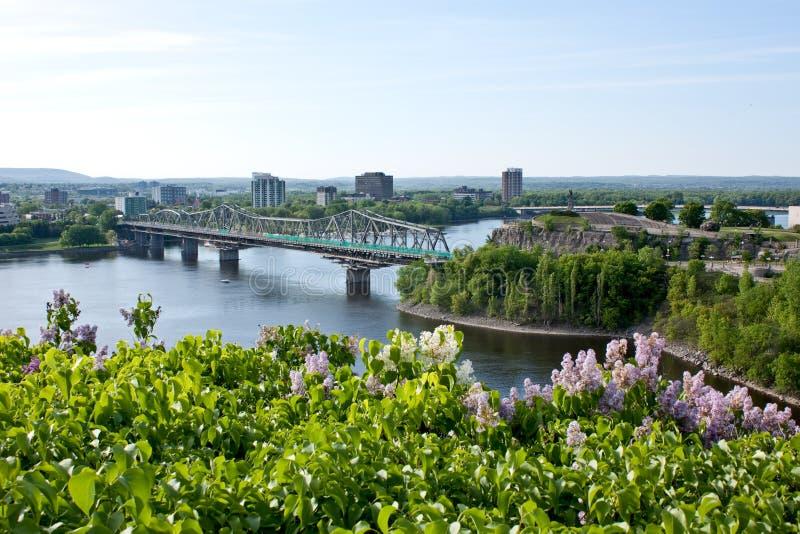 加拿大渥太华 免版税库存照片