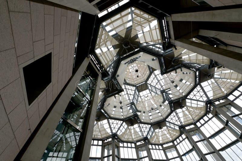 加拿大的国家画廊 库存照片