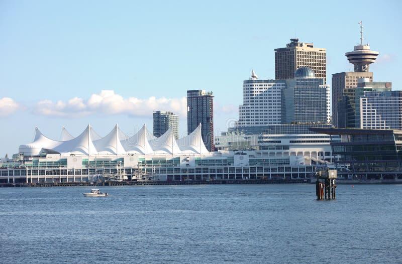 加拿大BC安排地平线温哥华 库存图片