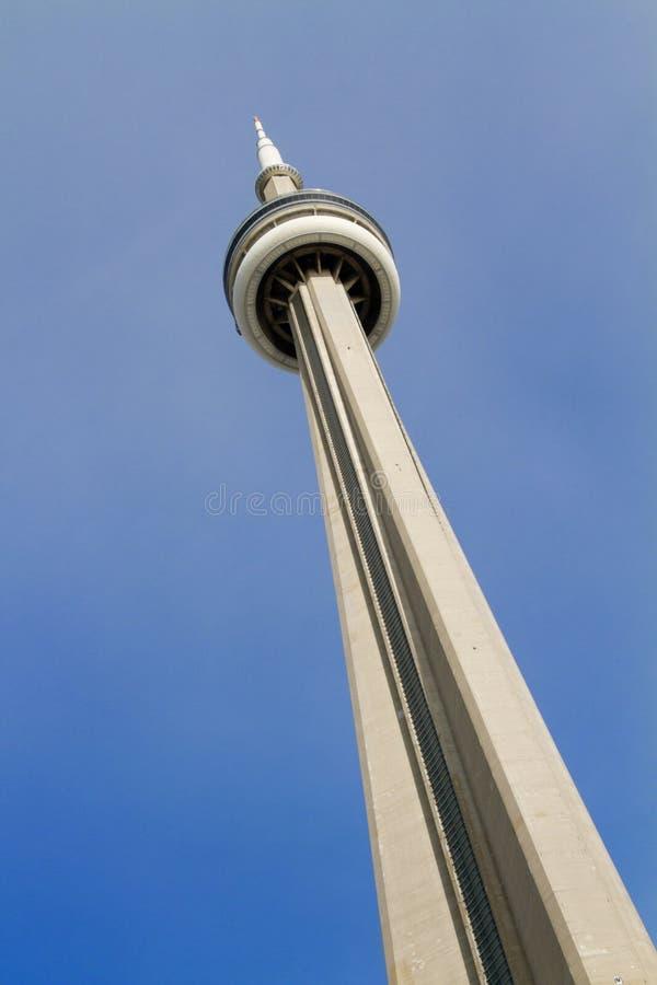 加拿大cn多伦多塔 免版税图库摄影